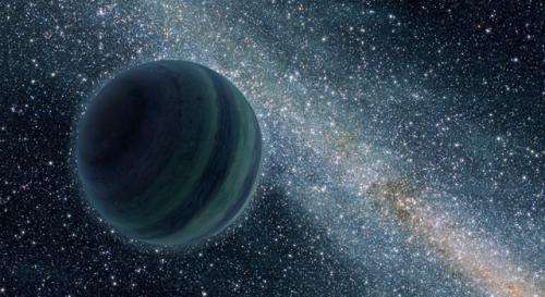 Planets that have no stars: New class of planets discovered
