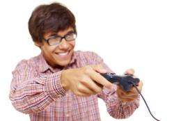 Playing video games helps adults with lazy eye
