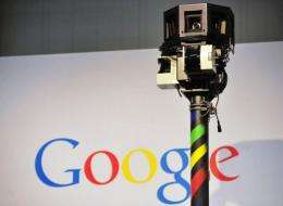 Police halt Google 'Street View' project in India