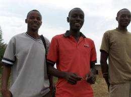 Program improves health of orphans of Rwandan genocide