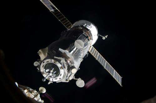 Progress 44 accident and its consequences for Space Station
