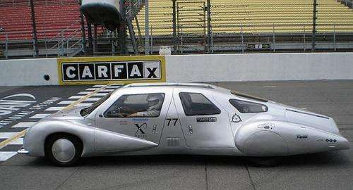 Progressive Automotive X-Prize runner-up car gets 207.5 MPGe