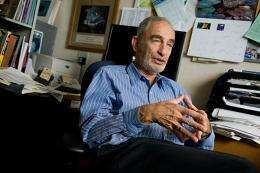 Q&A: Paul Ehrlich fears the worst for a planet with 7 billion residents