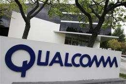 Qualcomm 3Q results beat Wall Street estimates (AP)