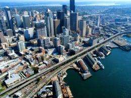 Razing Seattle's viaduct doesn't guarantee nightmare commutes, model says
