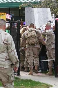 Recent veterans in college engage in riskier health behaviors
