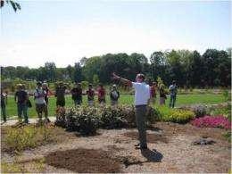 Recommendations proposed for increasing arboreta membership, sustaining programs