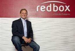 Redbox's golden opportunity: higher Netflix prices (AP)