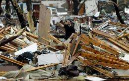 Repeat deadly storms 'unusual but not unknown' (AP)