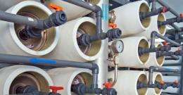 Research makes desalination easier to swallow