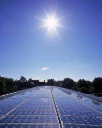 Research sparks record-breaking solar cell performances