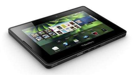 Review: BlackBerry PlayBook strong, well-priced (AP)