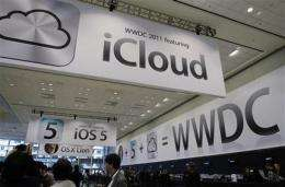 Review: iCloud 'just works' for songs, so far (AP)