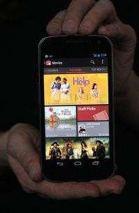 Review: Samsung's Galaxy Nexus a sweet smartphone (AP)