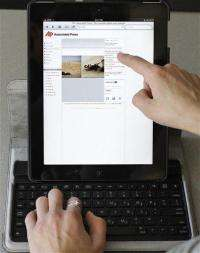 Review: Seeking a keyboard that enhances the iPad (AP)