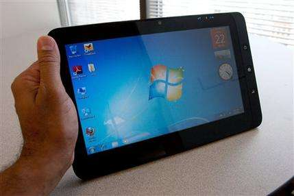 Review: ViewPad 10 features Windows and Android (AP)