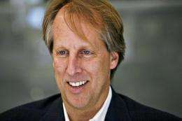 Rod Beckstrom, chief executive officer and president of Internet Corporation for Assigned Names and Numbers