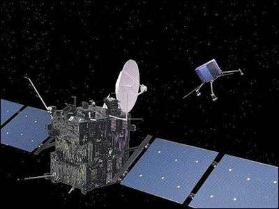 Rosetta to sleep through loneliest leg of comet mission
