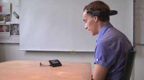 Danish group develops EEG Smartphone app (w/ video)