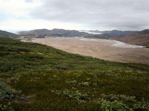 Sea level rise less from Greenland, more from Antarctica, than expected during last interglacial