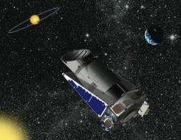 Second rocky world makes Kepler-10 a multi-planet system