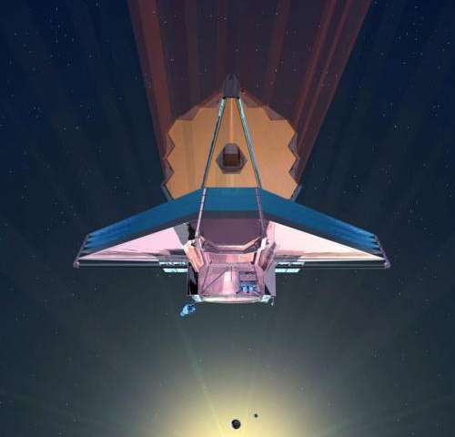 Senate saves the James Webb space telescope!