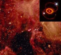 Shedding new light on supernova mystery