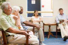 Short waits, long consults keep most patients very happy with their physicians