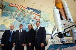Shuttle's end hits Houston in ego more than wallet (AP)