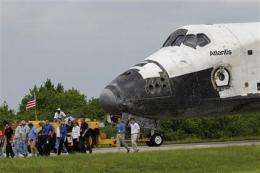 Shuttle workers face layoffs, diminished staff (AP)