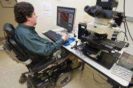 Site seeks feedback from people with disabilities who are interested in science
