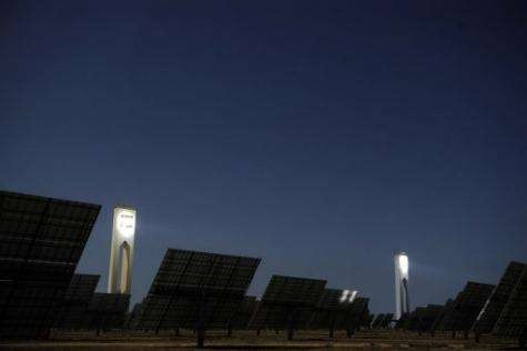 Six types of renewables accounted in 2008 for 12.9 percent of global energy supply
