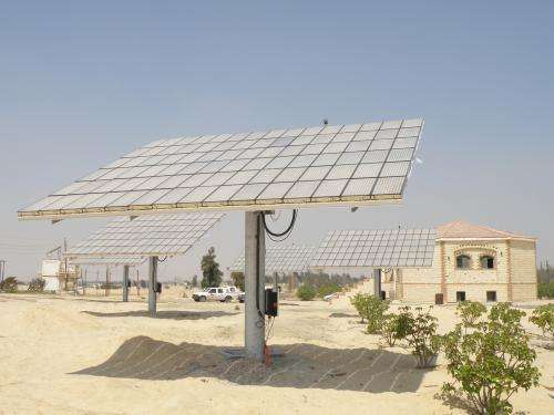 Solar power does not have a long shelf life