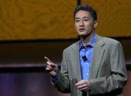Sony Computer Entertainment chief Kazuo Hirai