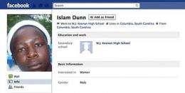 South Carolina bill targets prisoners on Facebook (AP)