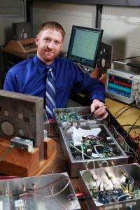 Student innovation at Rensselaer transmits data and power wirelessly through submarine hulls