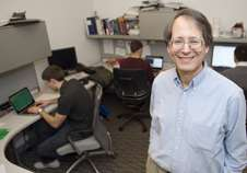 Student pursues breakthrough in supercomputing