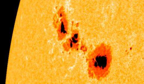 Sunspot 1302: It's big. It's bad. And it's coming our way