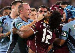 Tallis was right! Numbers predict home win for QLD