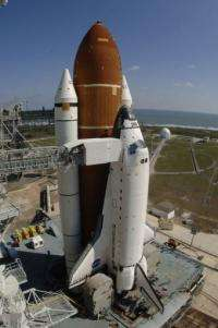 Technical problems had postponed the launch of Endeavour