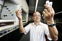 Technology makes storing radioactive waste safer