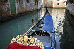 Tens of thousands of tourists visit Venice every day