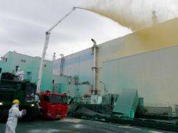 TEPCO has been testing water decontamination equipment to remove radioactive substances at Fukushima nuclear plant
