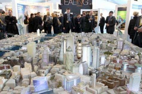 The future of the world lies in cities, according to London's mayor Boris Johnson