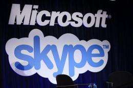 The guerilla roots of the Skype calling service (AP)