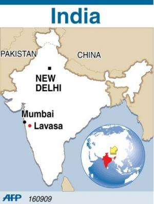 The Lavasa township project is India's first hill station since independence in 1947
