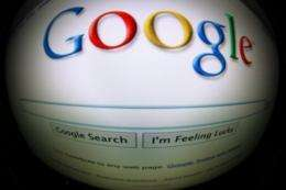 The new feature began rolling out Tuesday for English-language versions of Google.com