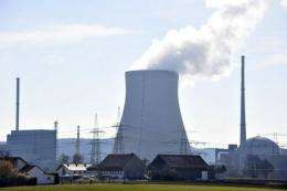 The nuclear power plant Isar 1 in southern Germany