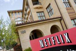 The online video rental giant will begin streaming films by DreamWorks in 2013, the newspaper said