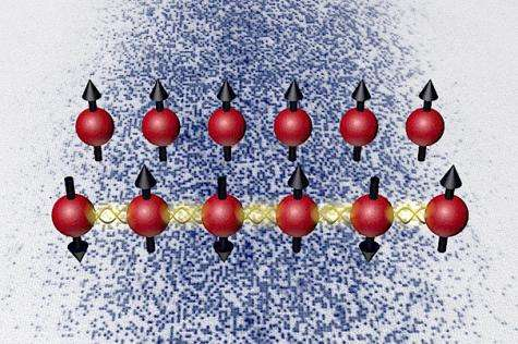 The 'quantum magnet': Physicists expand prospects for engineering unusual materials